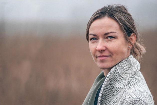 Мирослава Лінська, керівник органічної ферми oLaWander