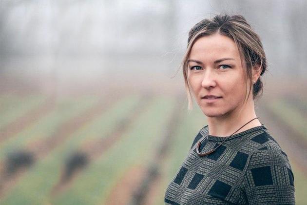 Мирослава Лінська, керівник органічної ферми oLaWander(instagram.com)