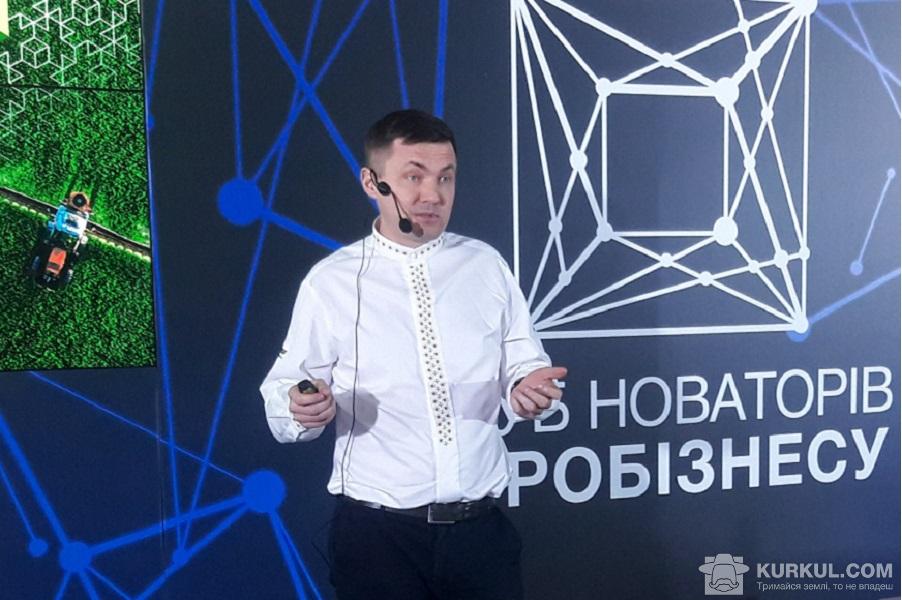 Олександр Ковтуненко, менеджер із розвитку продуктів на бобових культурах, кукурудзі та цукрових буряках компанії BASF