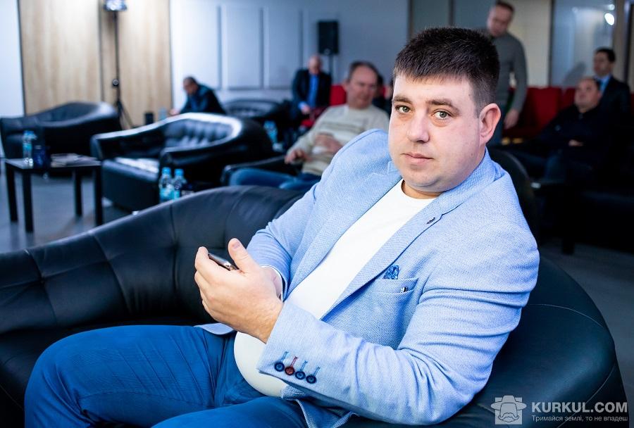 Максим Денисенко, директор із виробництва ТОВ «Олімп»