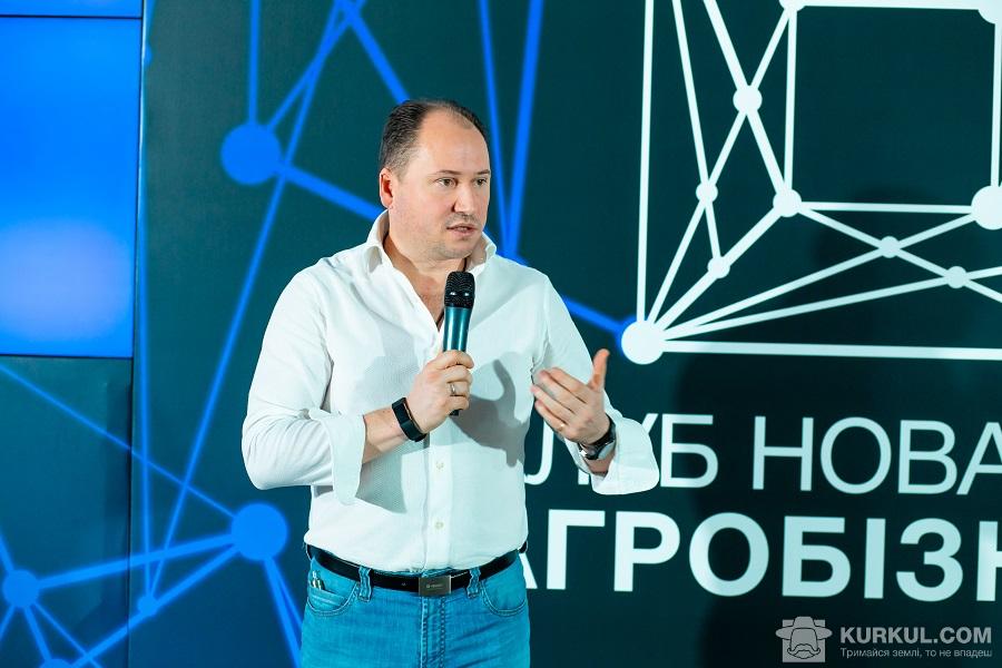 Андрій Касьян, керівник відділу продажів BASF