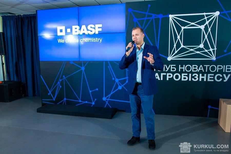 Вадим Потьомкін, керівник відділу по роботі з ключовими клієнтами компанії BASF