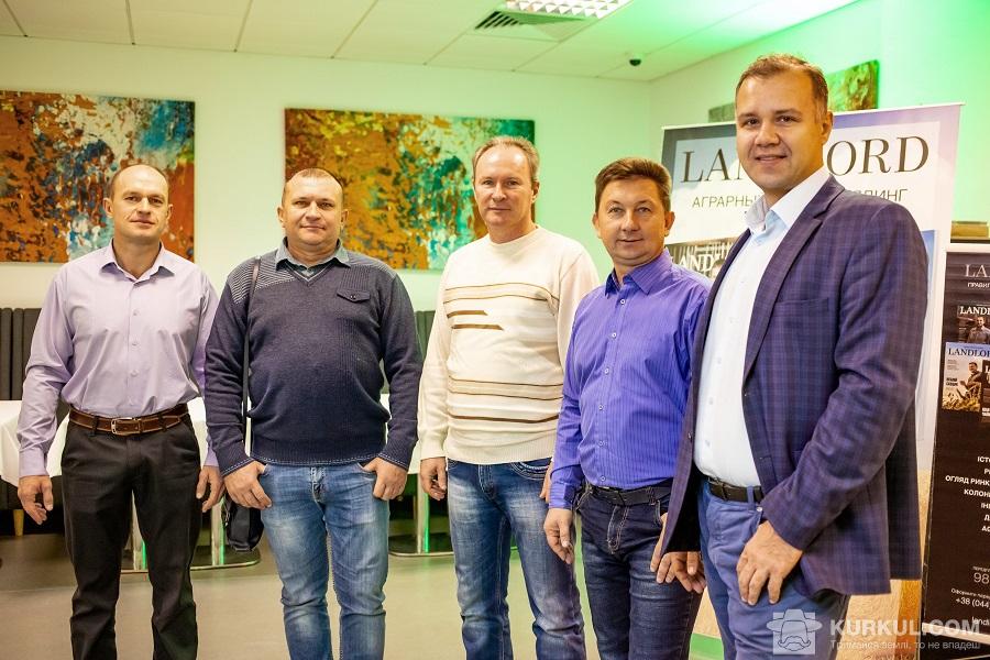 Учасники Клубу новаторів агробізнесу