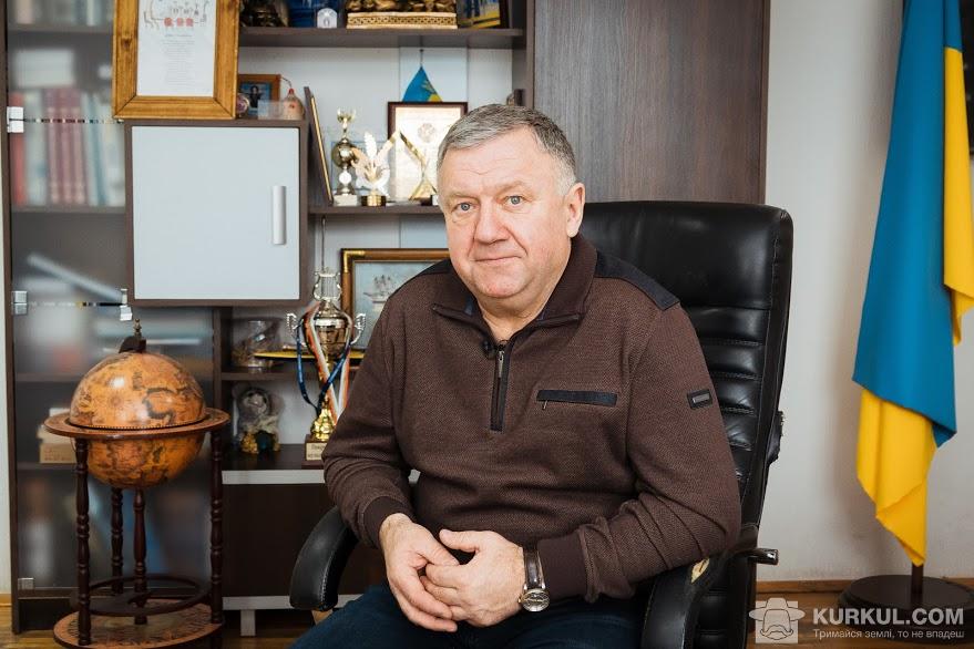 Павло Каленич, керівник СТОВ «Агрофірма «Ольгопіль»