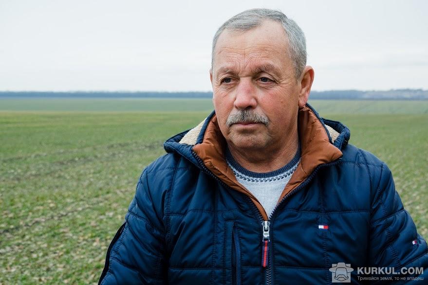 Іван Діхтяр, агроном «Агрофірми «Ольгопіль»