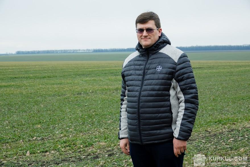 Дмитро Бандровський, регіональний менеджер компанії Bayer