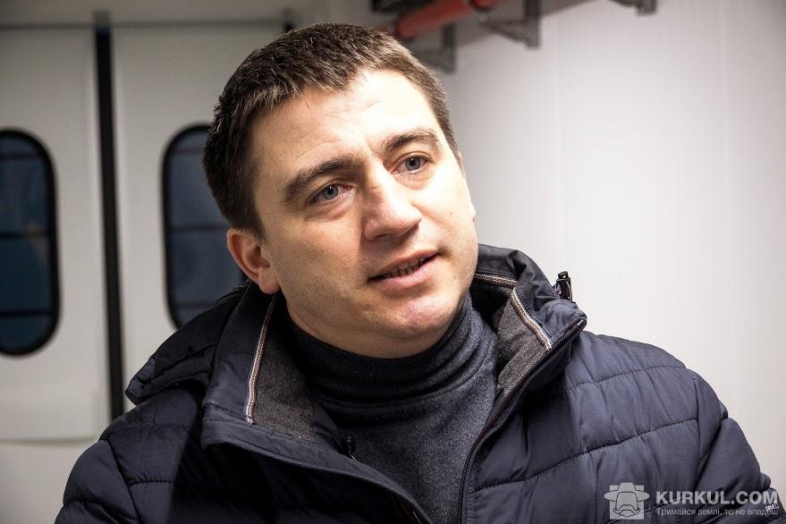Віталій Істратов, керівник Villa Milk