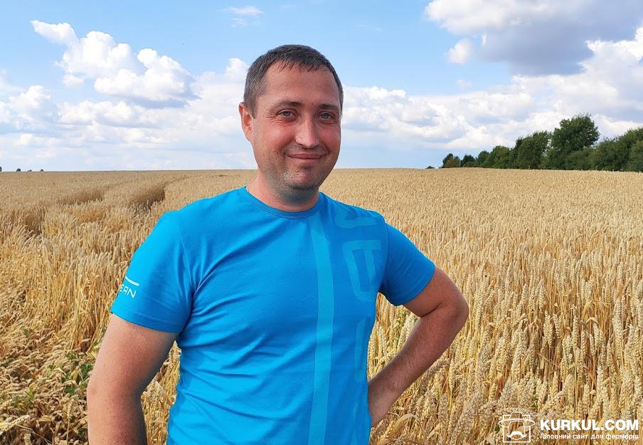 Сергій Дрозд, менеджер зі збуту компанії «Океан Інвест».