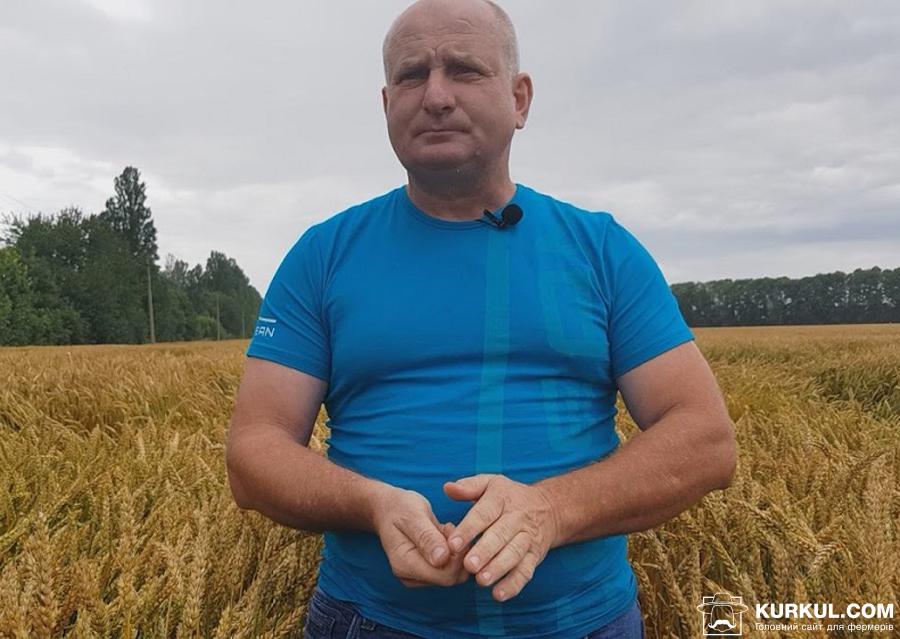 Дацьков Анатолій, консультант та агроном-технолог компанії «Океан Інвест» у Вінницькій області.