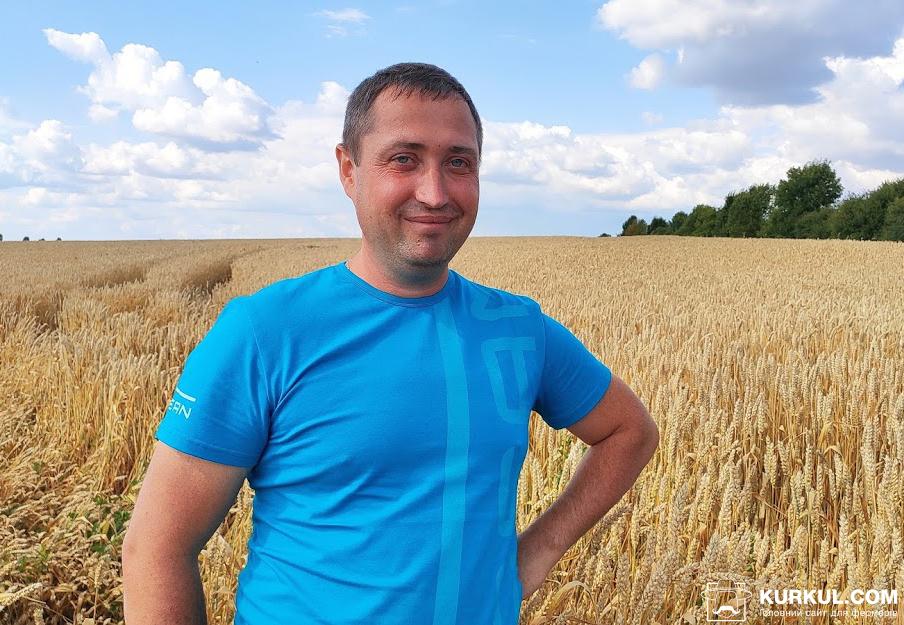Сергій Дрозд, регіональний менеджер із збуту в Хмельницькій області компанії «Океан-Інвест»