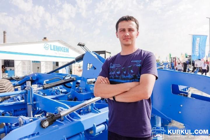 Олександр Киянець, фахівець з підтримки продажів «Лемкен-Україна».