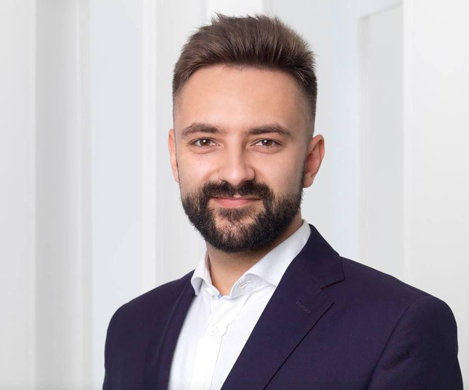 Олександр Брильов, адвокат, партнер компанії Legal partner