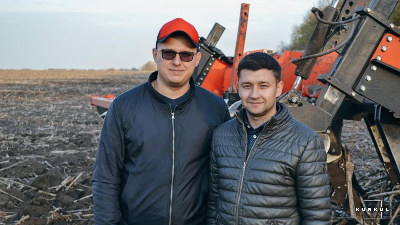 Павло Нестеренко (ліворуч) та Сергій Ярошенко (праворуч)