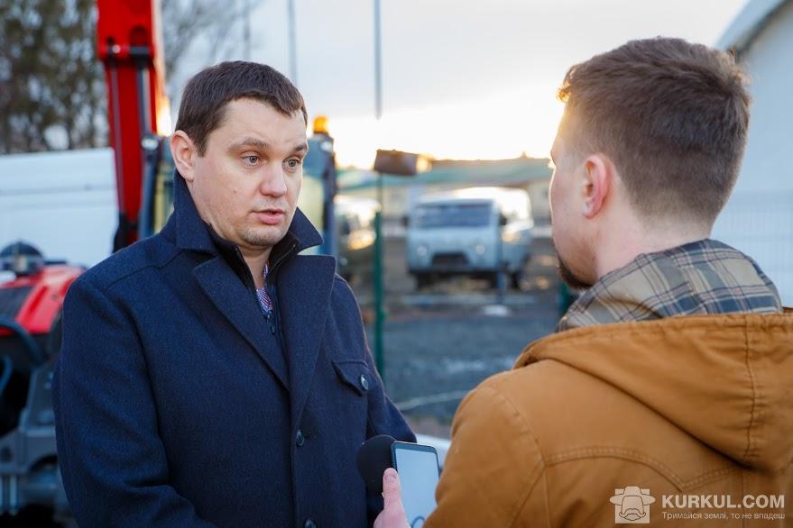 Владислав Хвоя, регіональний менеджер Massey Ferguson