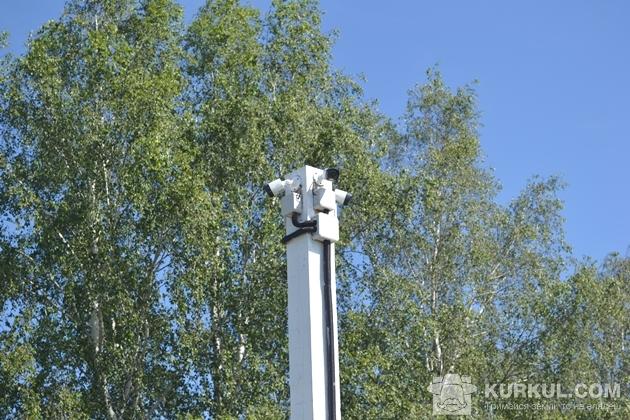 Відеоспостереження на території господарства