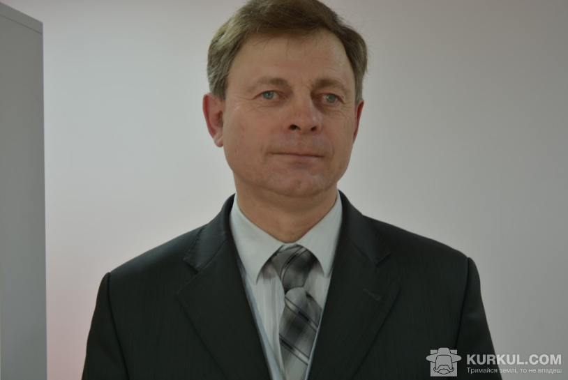 Сергій Терентьєв,екс-голова Спілки пасічників Київщини