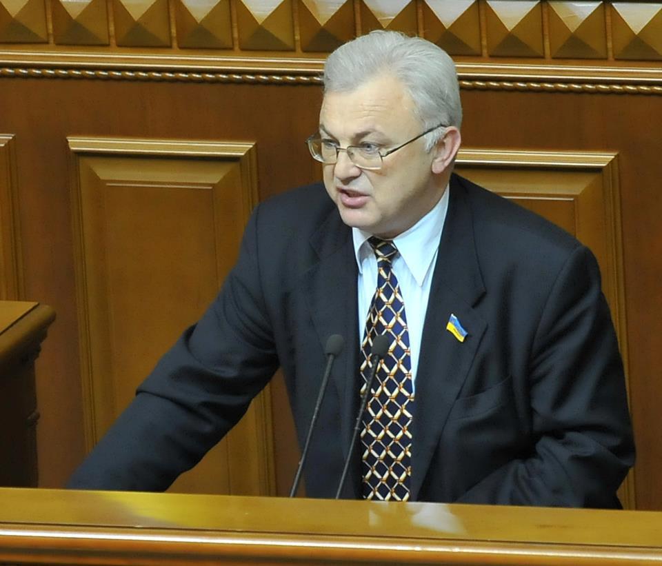 Володимир Стретович, депутат Верховної Ради України, Президент «Спілки пасічників України»
