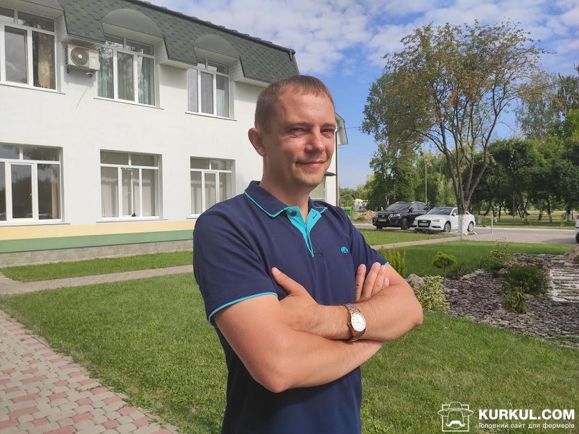 Микола Сучек, начальник відділу насінництва, старший науковий консультант з агрономії агрохімічної компанії Vitagro Partner