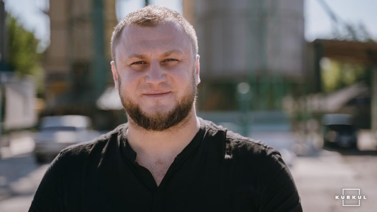 Олег Сандуляк, керівник ФГ «НАДБУЖАНСЬКЕ-С»