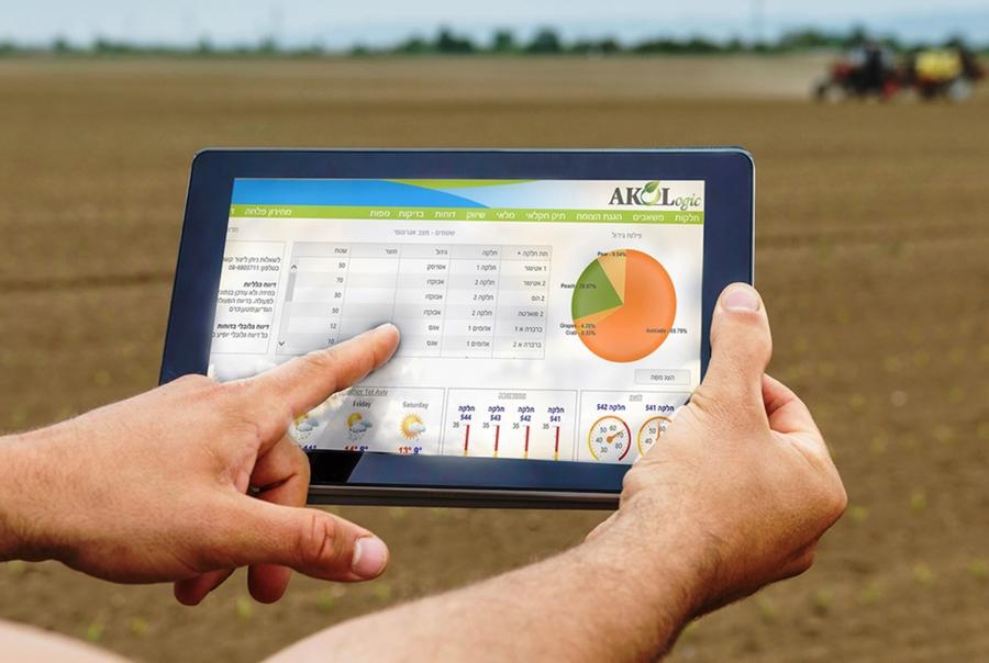 Система AKOLogic допомагає фермерам керувати будь-якими культурами відповідно до правил імпорту будь-якої країни