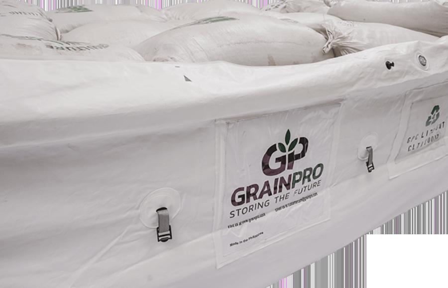 Фото надано компанією GrainPro