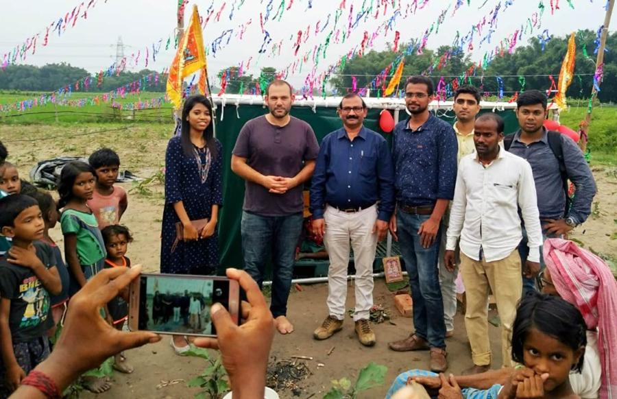 Amaizz запускає пілотний проект у Біхарі, Індія