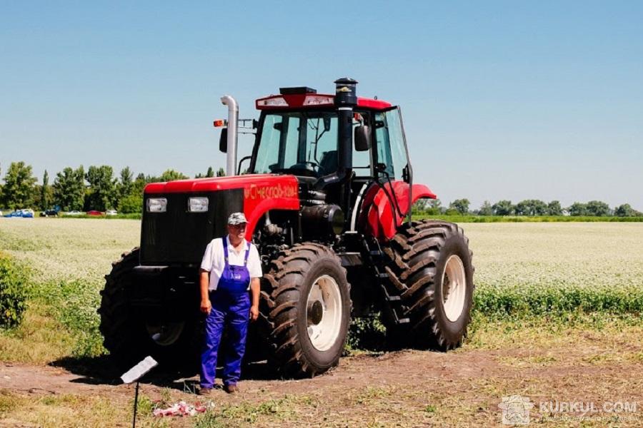110-сильний трактор «Січеслав-1104»