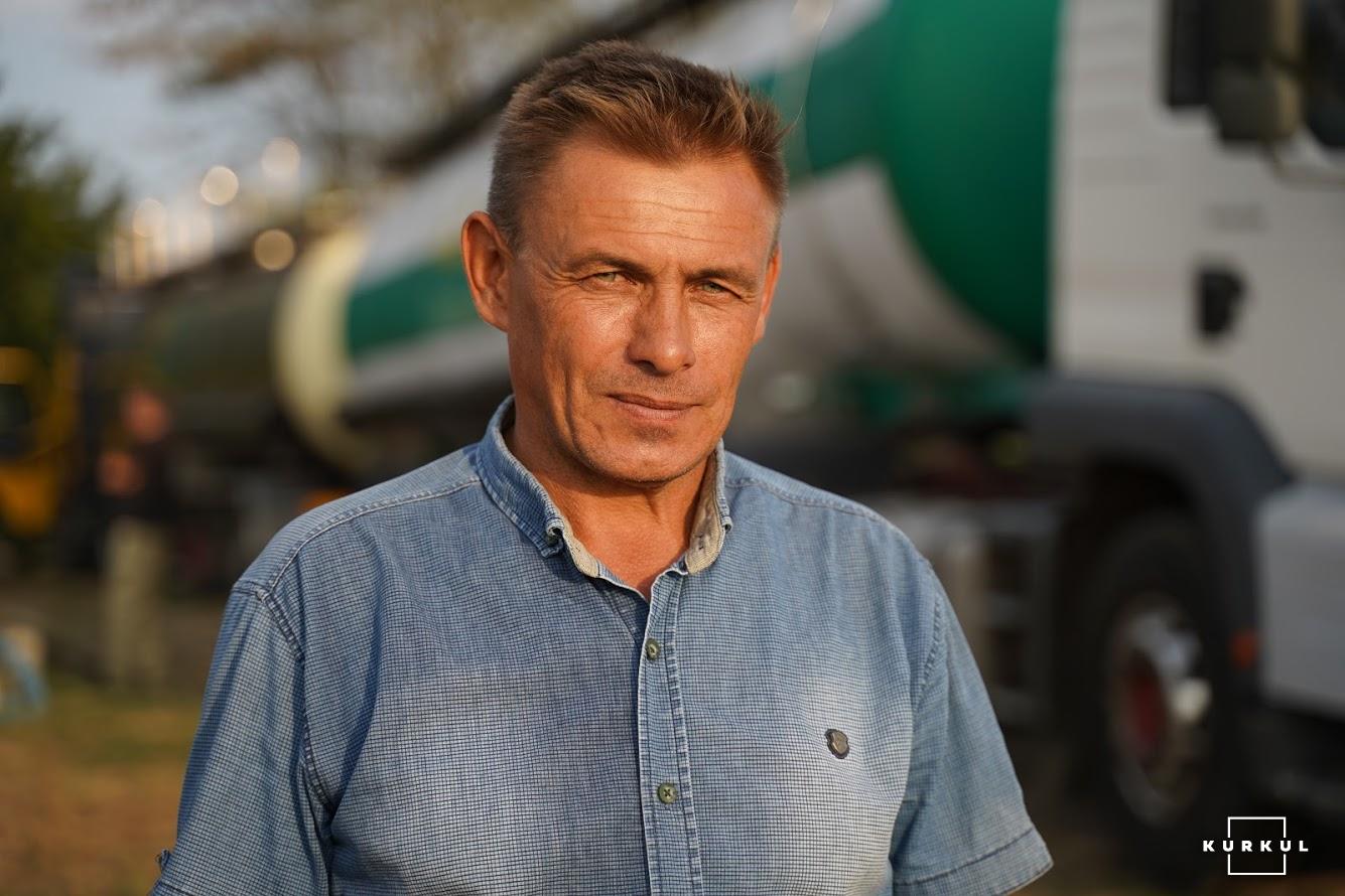 Сергій Вакуленко, заступник директора по рослинництву Агрофірми «Обрій»