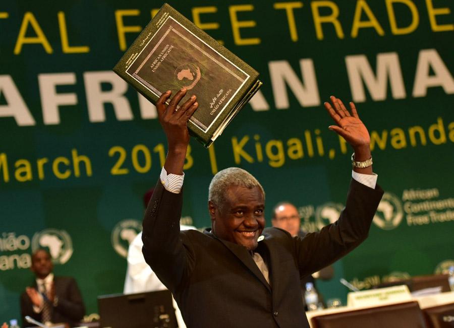 AfCFTA створює найбільшу в світі зону вільної торгівлі