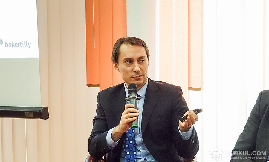 Олександр Баськов, старший консультант зі сталого розвитку компанії Baker Tilly