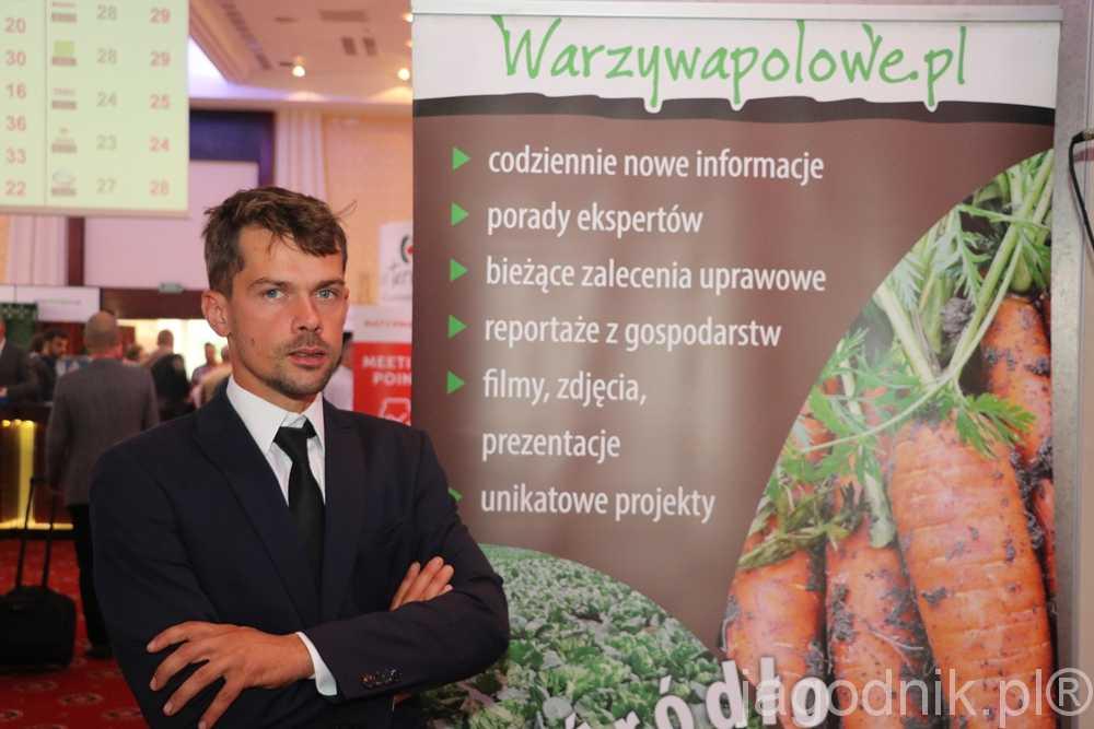 Міхал Колодейчак, голова польських організацій «Агросоюз», «Суспільство польських виробників картоплі та овочів»