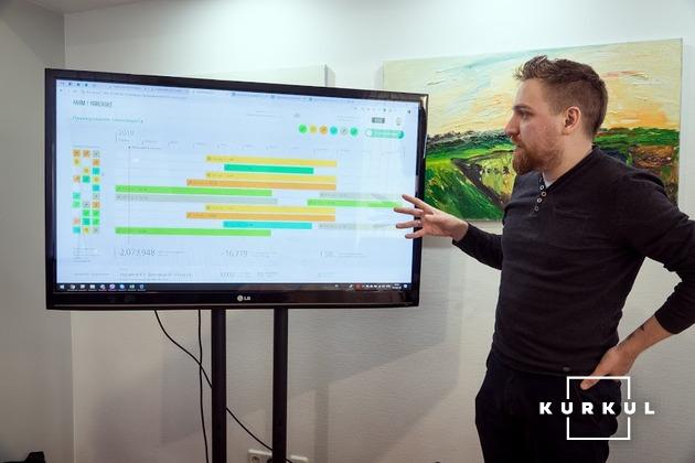 Олександр Ейне, засновник агробізнес-симулятора FarmForesight