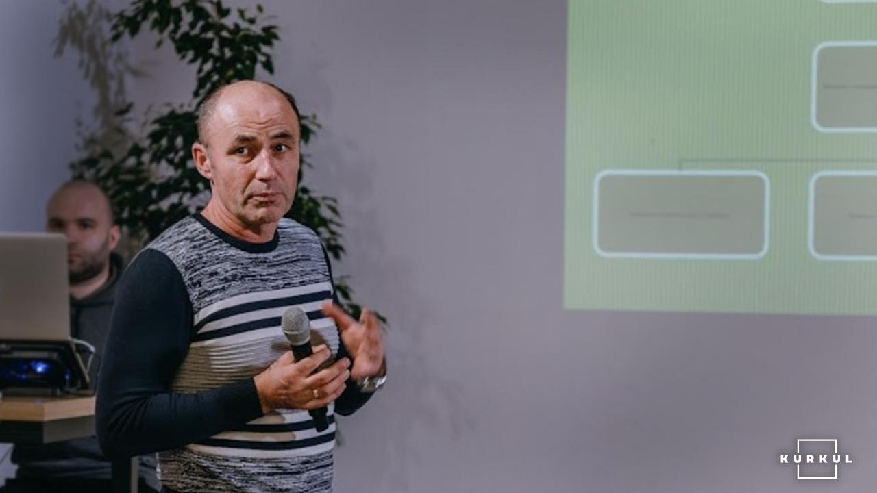 Сергій Волторніст, керівник земельної служби холдингу A.G.R Group