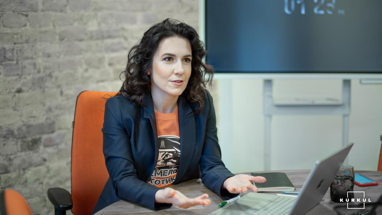 Олександра Камишіна, керівниця освітньої платформи «Культиварій»