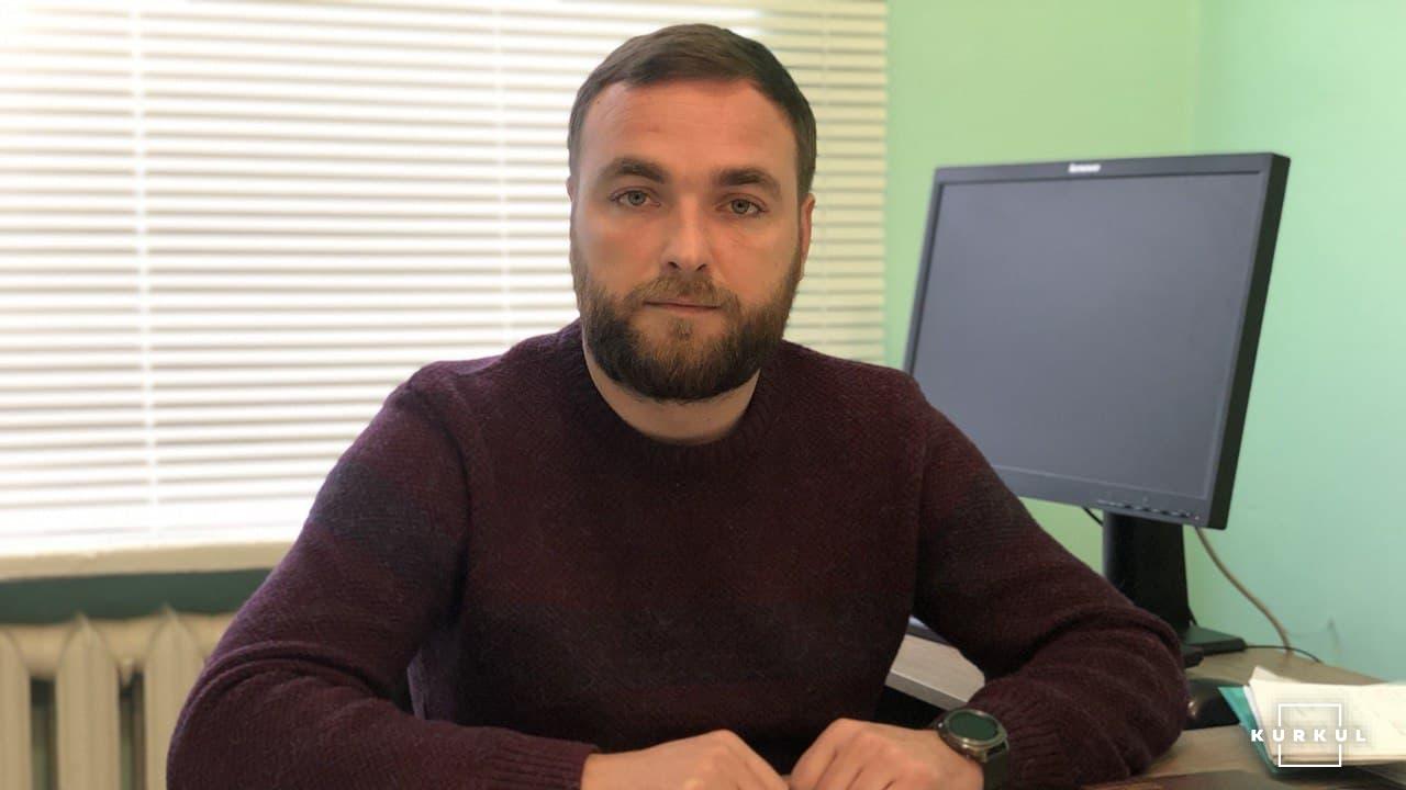 Василь Войтенко, керівник земельної служби аграрної компанії SEMAL