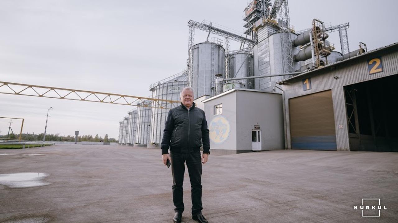 Валерій Діброва, директор ТОВ «П'ятидні»