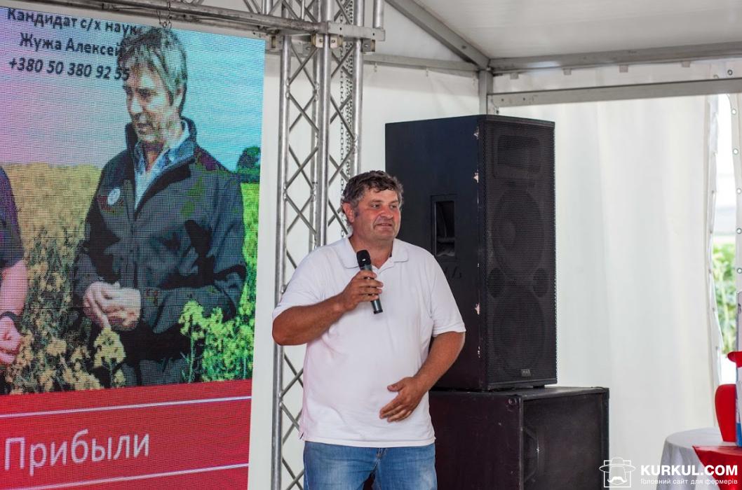 Олексій Жужа, директор сектору Південно-східного регіону «Лімагрейн Україна»