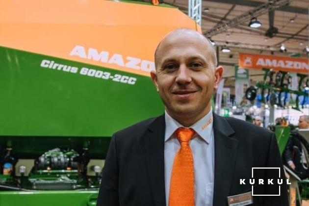 Дмитро Давиденко, генеральний директор «Амазоне-Україна»
