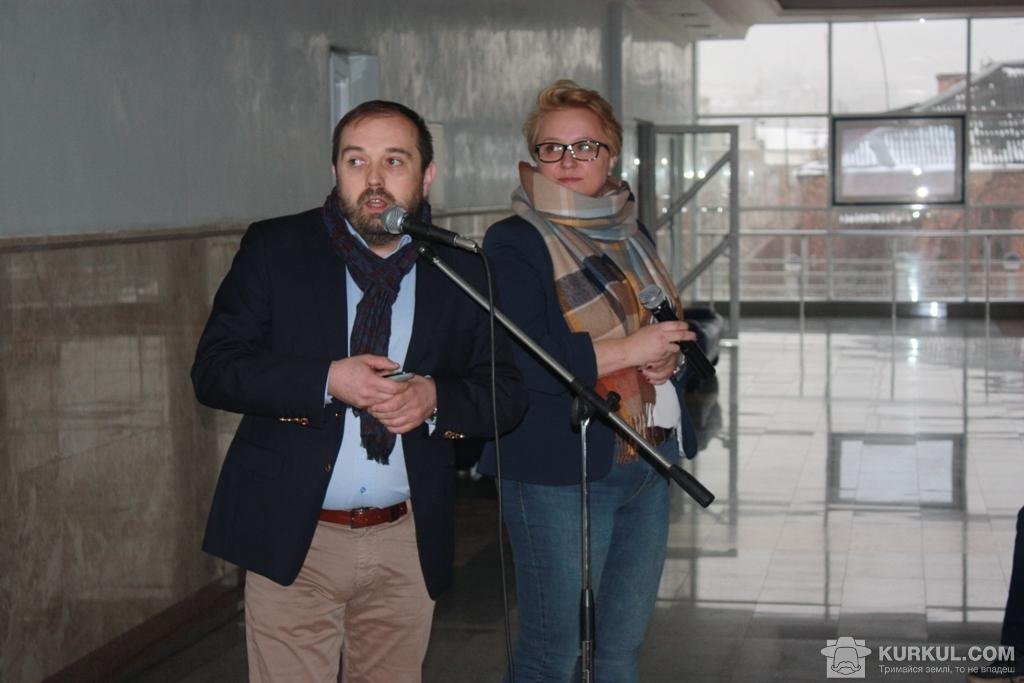 Томаш Лисонь і Тетяна Мізера