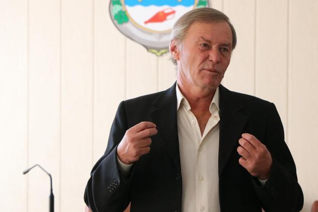 Євген Гаршин, керівник ФГ «Васильок»