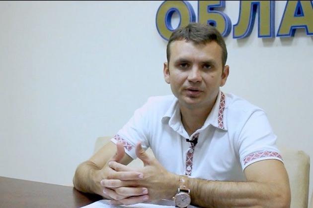 Ігор Івануна, депутат обласної ради від ВО «Батьківщина»