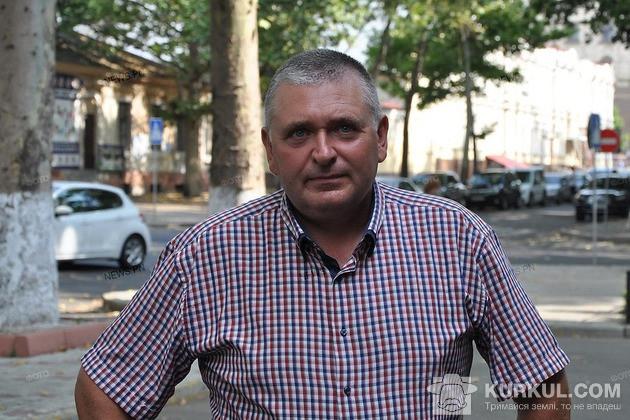 Сергій Протченко, голова ФГ «Діброва»