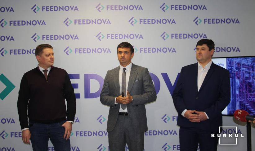 Роман Матис, Ігор Ліскі та Андрій Огороднік (зліва направо)