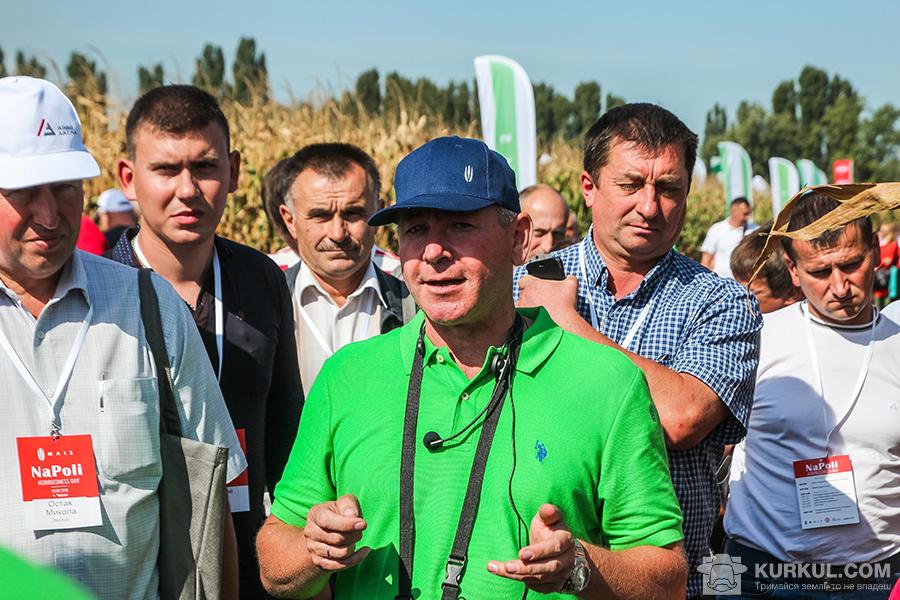 Іван Дудник, представник компанії «Маїс»