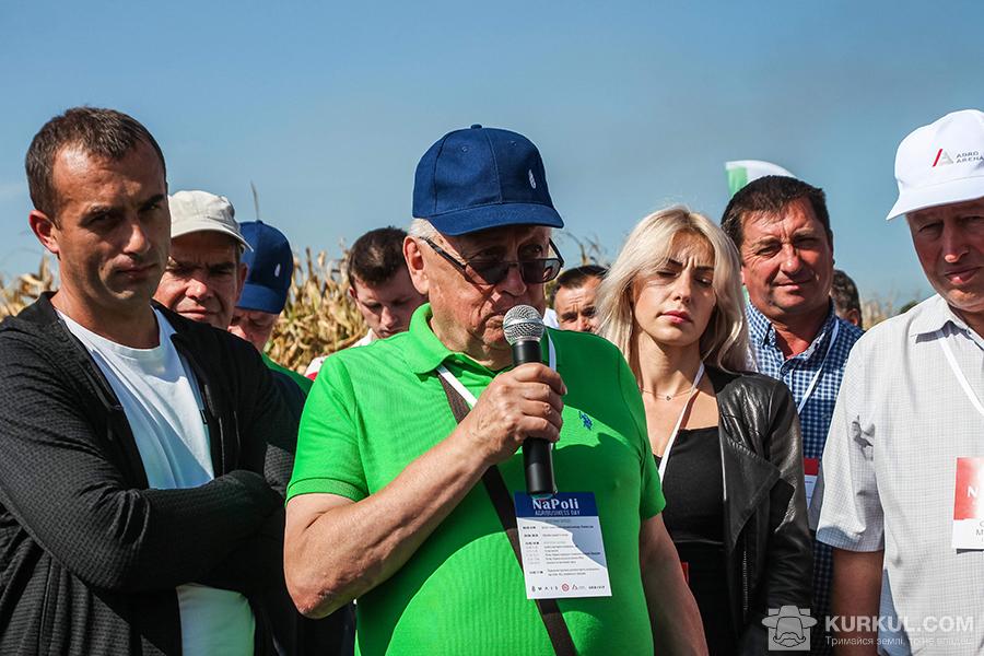 Борис Дзюбецький, заввідділом селекції зернових культур ДУІЗК НААН