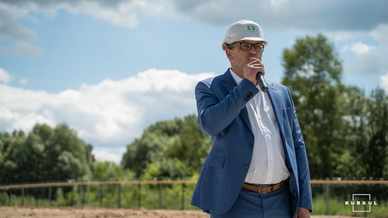 Василій Панасюк, директор елеватора
