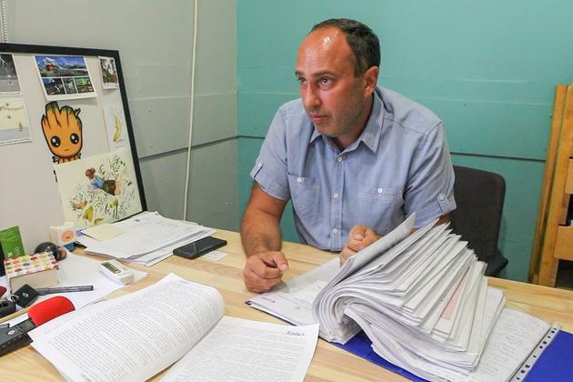 Олександр Пєтков, керівник ФГ «Арна», ФГ «Дінекс-Агро» та ФГ «Дінекс-трейд»
