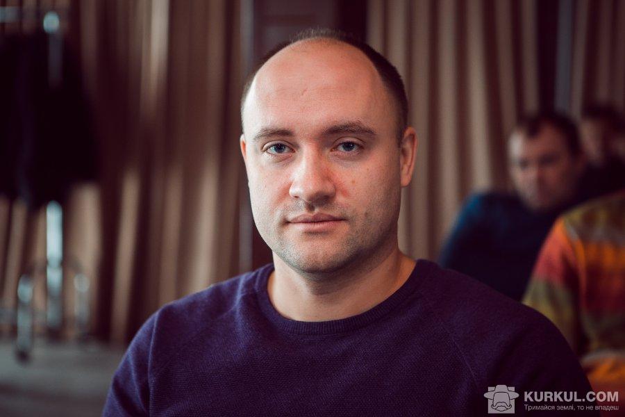 Олександр Шедовський, економіст ТОВ «Україна»