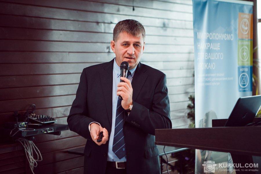 Микола Матвійчук, керівник агрономічного відділу «Суффле Агро Україна»