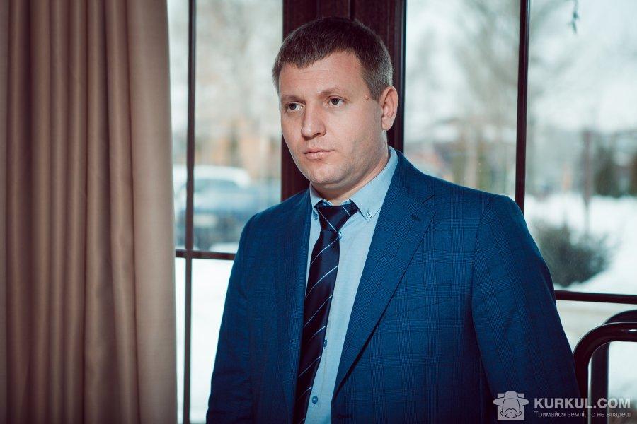 Дмитро Гірин, комерційний директор компанії «Суффле Агро Україна»